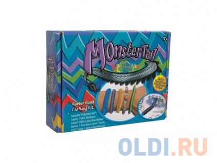 Фото «Набор для плетения Rainbow Loom Monster Tail 600 шт 21379» в Москве