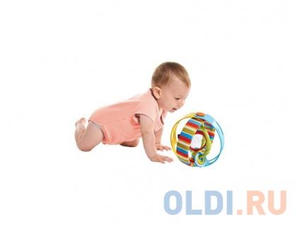 Фото «Мяч Tiny Love Вращающийся бубен Rock and Ball 150260Е001» в Москве