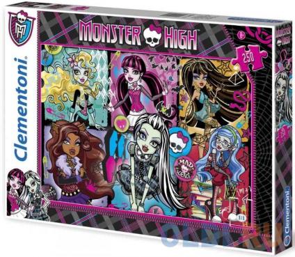 Фото «Monster High Пазл Портреты фриков 250 элементов 29682» в Ростове-на-Дону