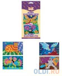 Фото «Набор для творчества Мозаика из блестящих плиток и страз 2 в 1, коробка с е/п» в Ростове-на-Дону
