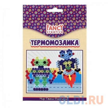 Фото «Набор для творчества Термомозаика №2, коробка с е/п» в Ростове-на-Дону