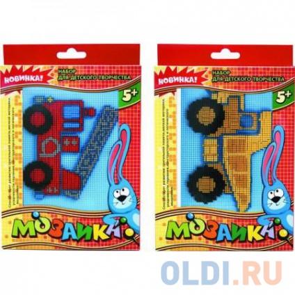 Фото «Мозаика МАШИНКА, 2 дизайна, 216*165мм» в Екатеринбурге