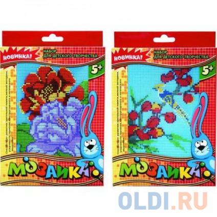 Фото «Мозаика ЦВЕТЫ, 2 дизайна, 216*162мм» в Ростове-на-Дону