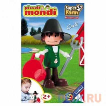 """Фото «Магнитный конструктор """"Piccoli Mondi Super Farm"""" 4» в Ростове-на-Дону"""