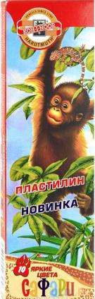 Фото «Набор пластилина Koh-i-Noor Safari 10 цветов 131807» в Екатеринбурге