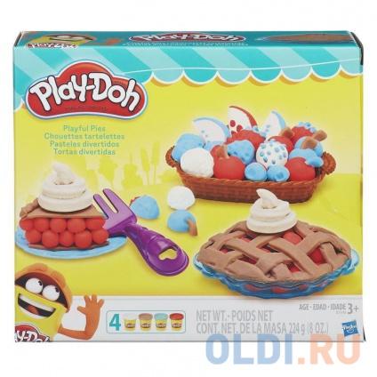 Фото «Игровой набор Ягодные тарталетки PLAY-DOH  HASBRO B3398» в Екатеринбурге