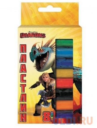 Фото «Набор пластилина Action! DRAGONS 8 цветов DR-AMC8-110» в Екатеринбурге