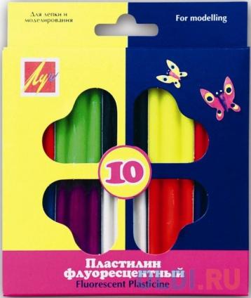 Фото «Пластилин Луч 12С766-08 10 цветов» в Екатеринбурге