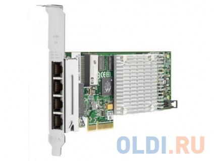 Фото «Плата коммуникационная HP NC375T PCI Express Quad Port Gigabit Server Adapter 538696-B21» в Москве