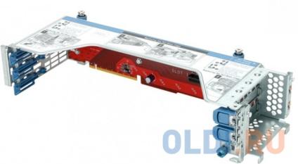 Фото «Переходная плата HP DL80 Gen9 FlexibleLOM Riser Kit 765514-B21» в Москве