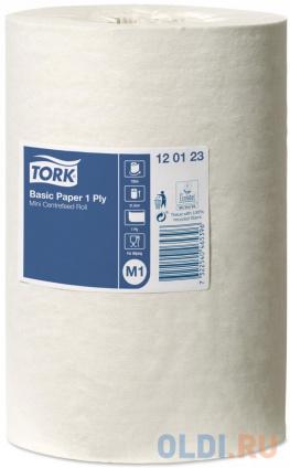 Фото «Полотенца бумажные TORK UNIVERSAL 310, с центр. вытяжкой, M1, 1-сл., белые, 21,5смх120м|1 120123/T» в Москве