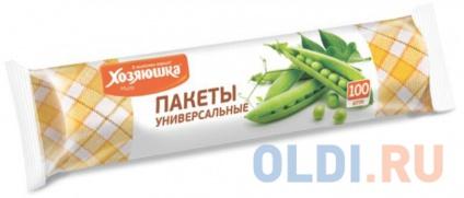 Фото «Пакеты универсальные Хозяюшка Мила 09039» в Москве