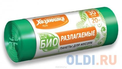 Фото «Пакеты для мусора Хозяюшка Мила 07025» в Москве