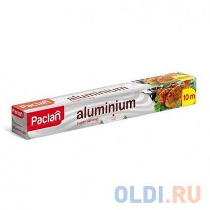 Фото «PACLAN Фольга алюминиевая коробка 10мх29см» в Москве