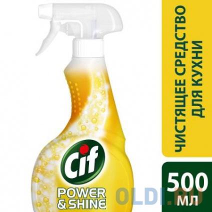 Фото «CIF Чистящее средство для кухни Легкость чистоты 500мл» в Москве