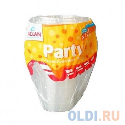 Фото «PACLAN Party Стакан пластиковый прозрачный 200мл 12шт» в Москве