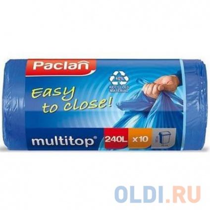 Фото «PACLAN Меш.д/мус.MULTI-TOP 240л 10шт» в Москве