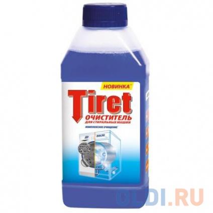Фото «TIRET Очиститель для стиральных машин 250мл» в Москве
