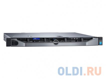 Фото «Сервер Dell R230 E3-1220v6, 16GB (1x16GB) 2400Mhz UDIMM, (2)x1TB SATA 7.2 Cabled HDD (4x3.5), H330, no ODD, 2x1GbE, iDRAC8 Exp, 250W, Rails, 3Y NBD» в Санкт-Петербурге
