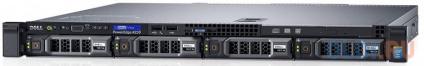 Фото «Сервер Dell PowerEdge R230 E3-1240v6, NO Memory, NO HDD (4x3.5 HotPlug), PERC H330, DVDRW, 2x1GbE, iDRAC8 Ent, 250W, No Rails, 3y NBD, 210-AEXB-80» в Ростове-на-Дону