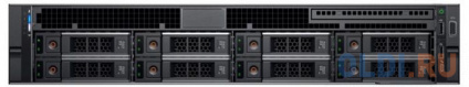 Фото «Сервер Dell PowerEdge R540 2x5118 Gold, 2x32GB, 1x1TB SATA HotPlug (up 8x3.5), H730p+/2Gb NV, DVDRW, 4x1GbE, iD9 Ent, 1x750W, Bezel/Rack Rails, 3y NBD» в Екатеринбурге