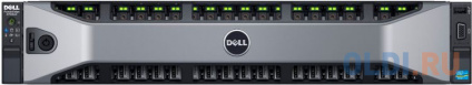 Фото «Сервер Dell PowerEdge R730xd 1xE5-2630v4, 1x8GB, 7x6TB SAS 7.2k/2x300GB SAS 15k 2.5 FB (12x3.5+2x2.5), H730, 4x1GbE,iD8 Ent 16Gb,1x750W,Rails,3Y PSNBD» в Новосибирске