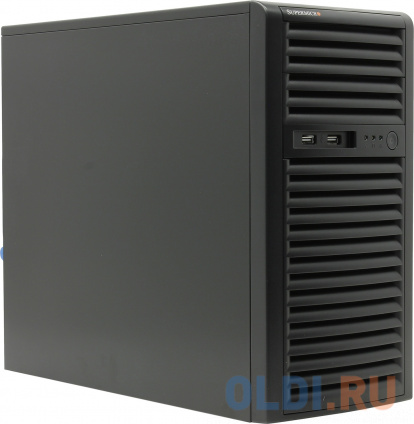 Фото «Сервер SERVER Tower 0110 0662613/1xE3-1220V6/1x8gb/2x1tb/1x300w» в Москве