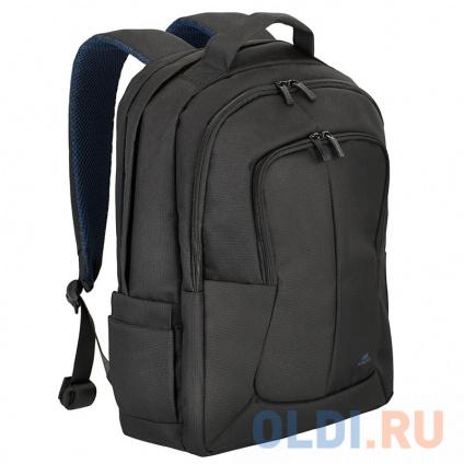 """Фото «Рюкзак для ноутбука 17"""" Riva 8460 синтетика черный» в Москве"""