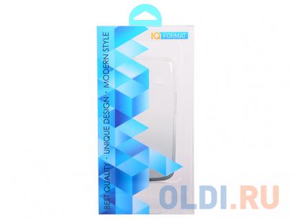 Фото «Чехол-накладка для Samsung Galaxy J1 mini/J105F IQ Format Gray» в Екатеринбурге
