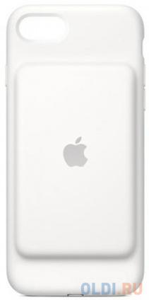 Фото «Чехол с аккумулятором для Apple iPhone 7 Smart Battery Case - White (белый)» в Новосибирске
