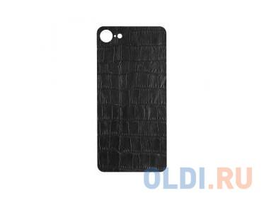 Фото «Чехол-накладка для iPhone 7 DF iCover-03 crocodile Black» в Екатеринбурге