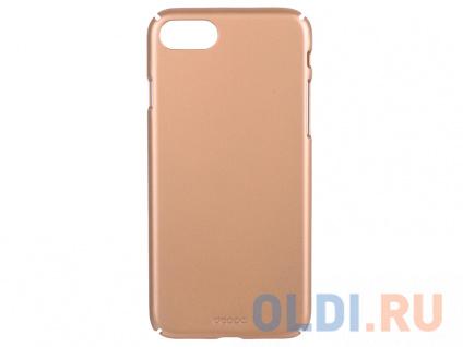 Фото «Чехол Deppa Air Case для Apple iPhone 7/8, золотой» в Москве