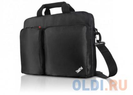 """Фото «Сумка для ноутбука 14.1"""" Lenovo ThinkPad 3-In-1 Case черный 4X40H57287» в Санкт-Петербурге"""
