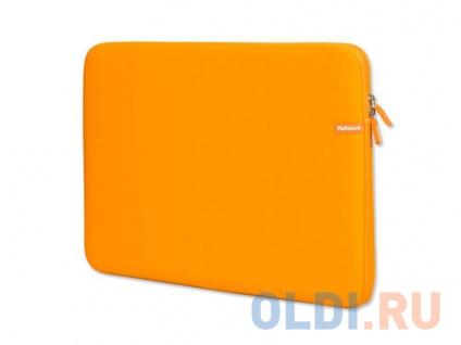 """Фото «Чехол для ноутбука 16"""" PortCase KNP-16 OR оранжевый» в Новосибирске"""