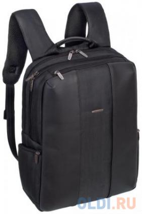 """Фото «Рюкзак для ноутбука 15.6"""" Riva 8165 полиуретан полиэстер черный» в Санкт-Петербурге"""
