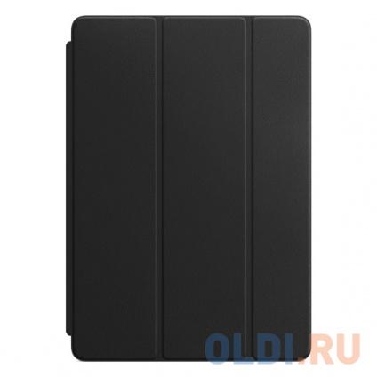 Фото «Чехол Apple Leather Smart Cover для 10.5 iPad Pro черный MPUD2ZM/A» в Москве