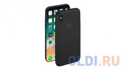 Фото «Чехол-накладка для Apple iPhone X Deppa Gel Plus Case Mate Black» в Екатеринбурге