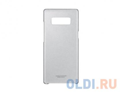 Фото «Чехол-накладка для Samsung Galaxy Note 8 Samsung Clear Cover Great EF-QN950CBEGRU Black» в Москве