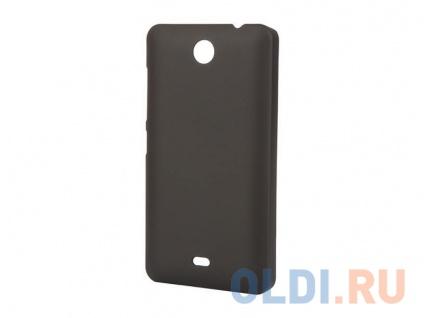 Фото «Чехол-накладка для Microsoft Lumia 430 Dual Pulsar CLIPCASE PC Soft-Touch Black» в Санкт-Петербурге