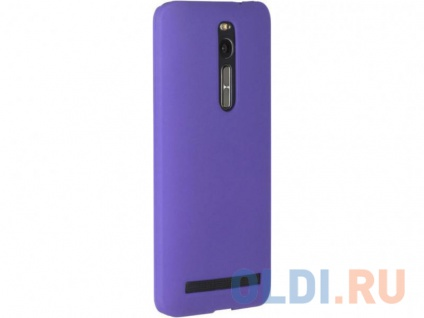Фото «Чехол-накладка Soft-Touch для Asus Zenfone 2 ZE500CL Pulsar CLIPCASE PC Purple» в Нижнем Новгороде