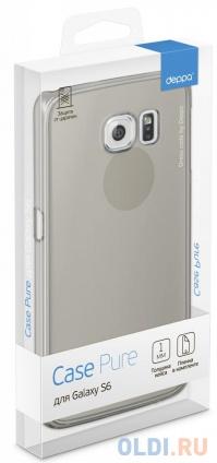 Фото «Чехол Deppa Pure Case и защитная пленка для Samsung Galaxy S6 с защитным нанесением hard coating чер» в Ростове-на-Дону
