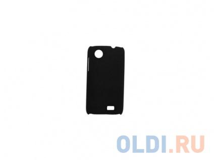 Фото «Накладка IT BAGGAGE для смартфона LENOVO A369 Quicksand черный ITLNA369Q-1» в Москве