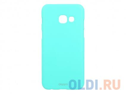 Фото «Чехол-накладка для Samsung Galaxy A3 2017 Deppa Air Case 83283 Mint» в Москве