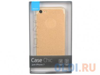 Фото «Чехол-накладка для Apple iPhone 7/8 Deppa Chic Case Gold» в Нижнем Новгороде