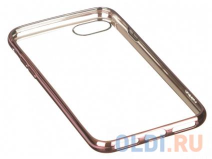 Фото «Чехол Deppa Gel Plus Case для Apple iPhone 7 / iPhone 8, розовое золото, 85257» в Санкт-Петербурге