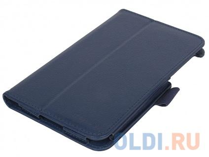 "Фото «Чехол-книжка для планшета LENOVO TB3 Essential 7"" IT BAGGAGE 710i/710F Blue» в Нижнем Новгороде"
