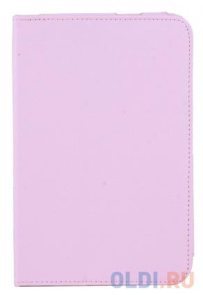 "Фото «Чехол-книжка для планшета Samsung Galaxy tab 7"" IT BAGGAGE Pink» в Москве"