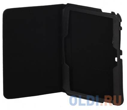 "Фото «Чехол-книжка для планшета Samsung Galaxy Tab4 10.1"" IT BAGGAGE Slim Black» в Новосибирске"