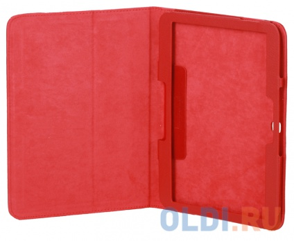 """Фото «Чехол-книжка для Samsung Galaxy Tab3 10.1"""" IT BAGGAGE ITSSGT1032-3 Red» в Москве"""