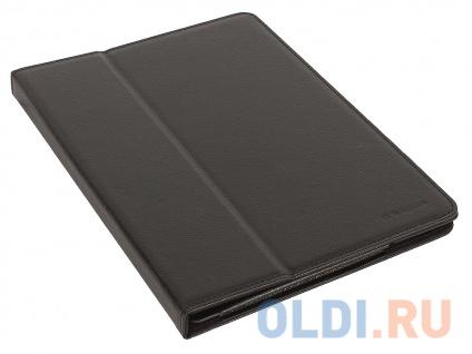 """Фото «Чехол-книжка для планшета LENOVO Tab 4 10"""" TB-X704L IT BAGGAGE Plus Black» в Новосибирске"""